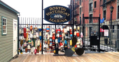 Boston Waterboat Marina - hochblau.com - Copyright Jennifer Ernst