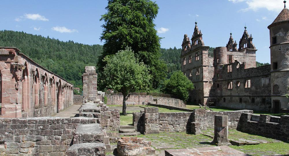 hochblauMagazin_Klosterruine-und-Jagdschloss-Hirsau_Copyright-HansJoergErnst