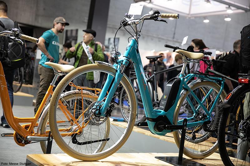 Fahrradreisen liegen im Trend