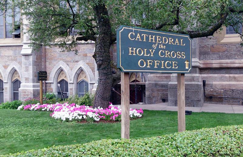 Boston Cathedral of the Holy Cross - hochblau.com - Copyright Jennifer Ernst