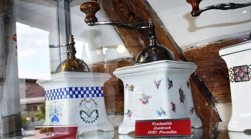 Das Kaffeemühlenmuseum in Wiernsheim - hochblau.com - Copyright hochblau Redaktion