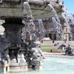 Stuttgart: Stadt mit großer Baustelle (D, BW)