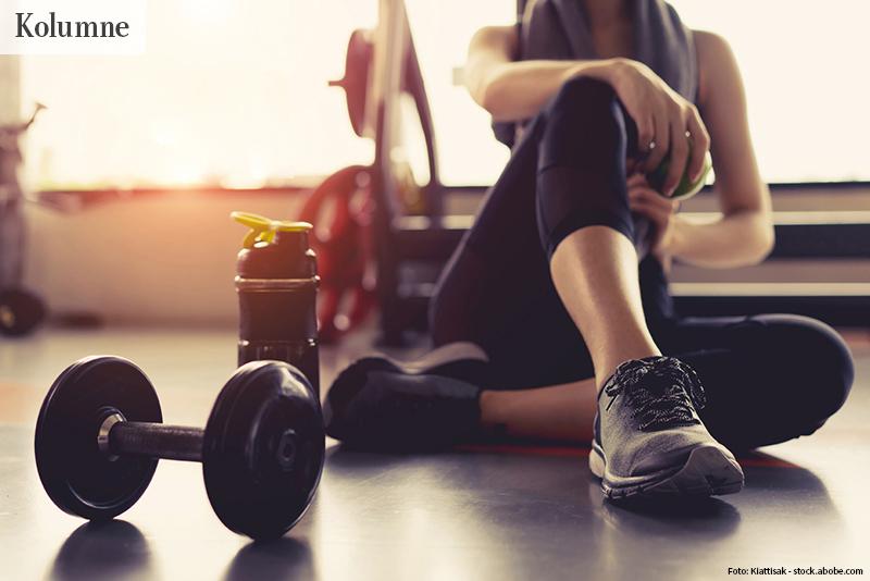 KOLUMNE: Fitnessstudio oder Outdoor-Sport?