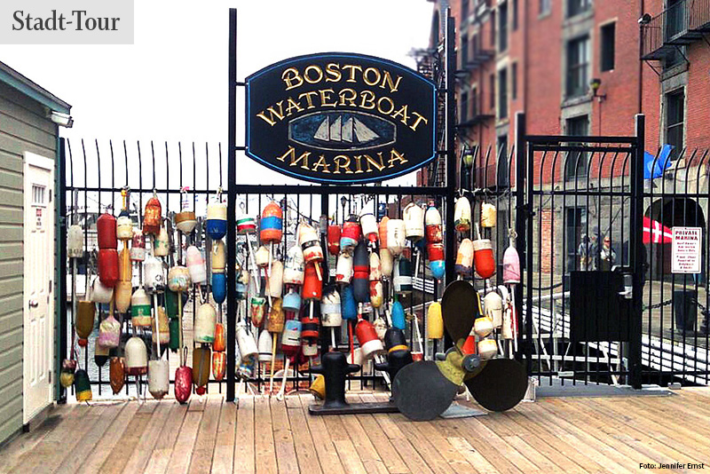 Sharing Boston: Ein Rundgang durch die facettenreiche US-Metropole