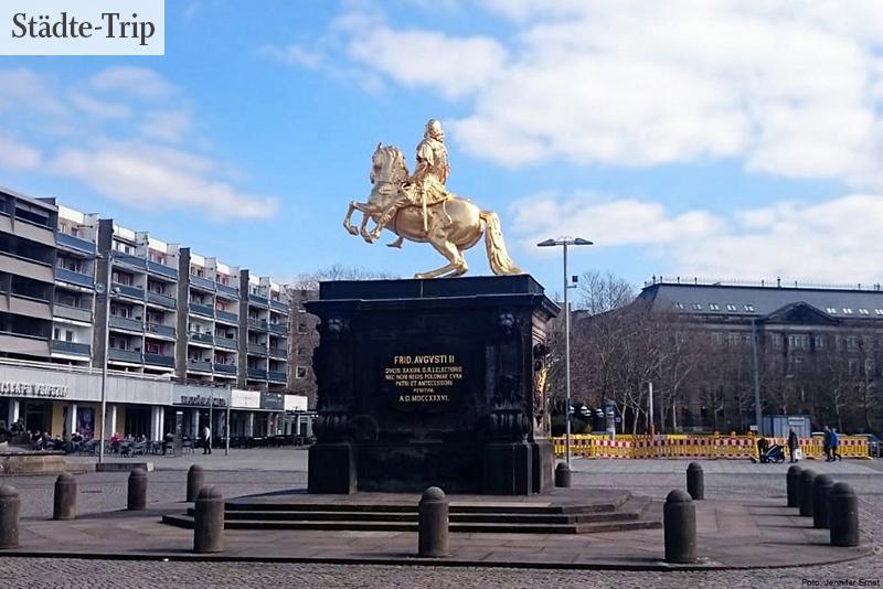 Zwei Tage, zwei Städte: Von Leipzig nach Dresden