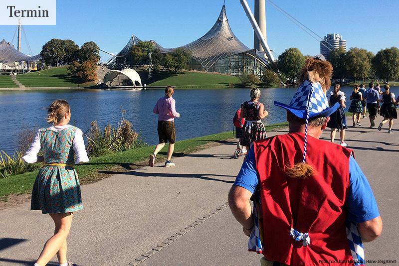 München Marathon mit Trachtenlauf (D, BY) am 10. + 11. Oktober 2020
