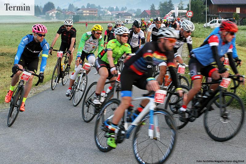 Rad-Marathon Tannheimer Tal (A, Tirol) am 5. Juli 2020