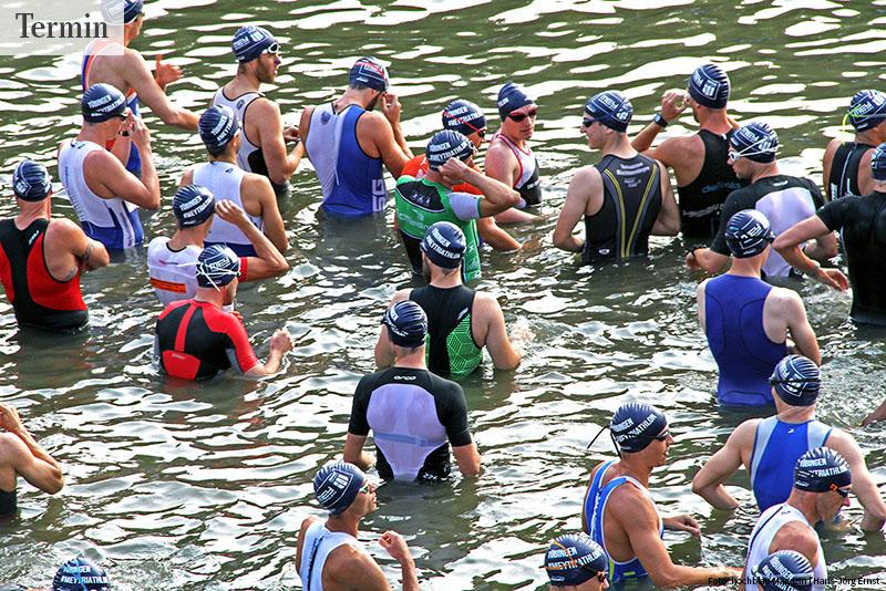 Triathlon Tübingen (D, BW) Sonntag 21. Juli 2019