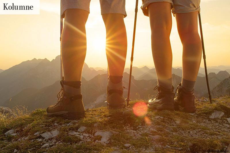 Wolfgang Hattingen über starke Beine und ein flacher Bauch - Deine perfekte Vorbereitung für Laufen, Wandern und Radfahrern