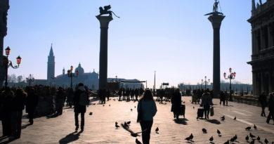 Venedig - Stadt in der Lagune