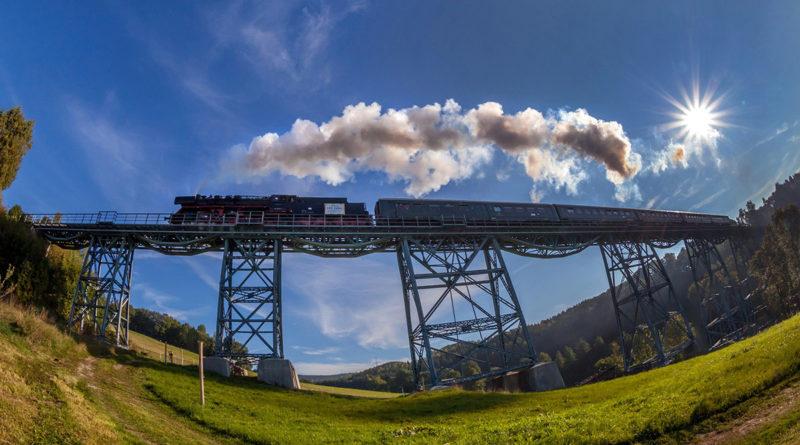 Kulturregion Erzgebirge Aussichtsbahn