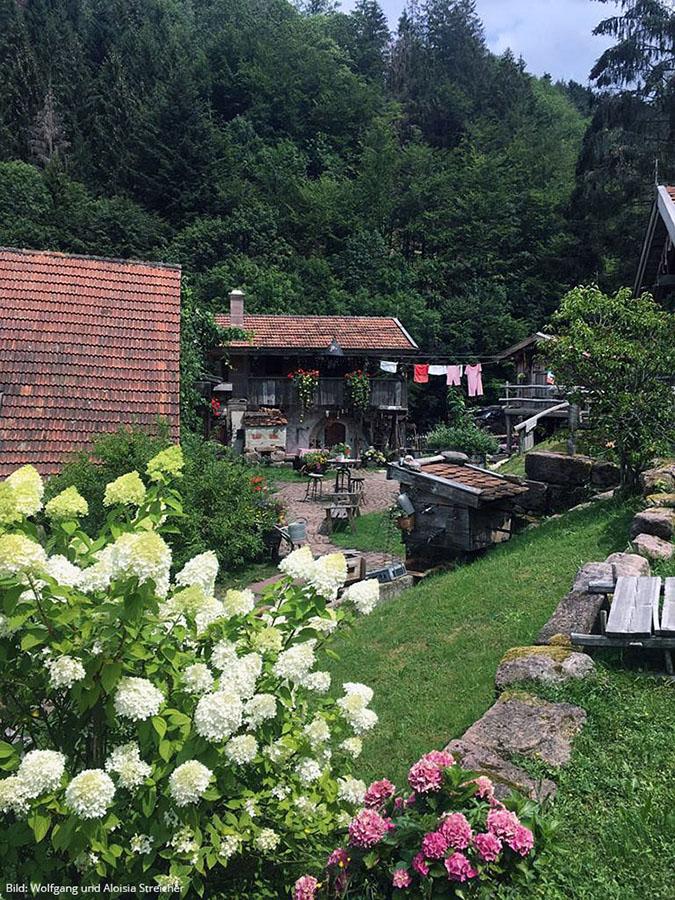 URIG Idyllische Bader Alm in Ibach | Foto: Wolfgang und Aloisia Streicher