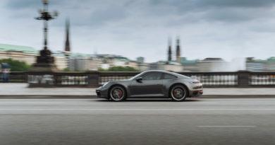Porsche in Hamburg