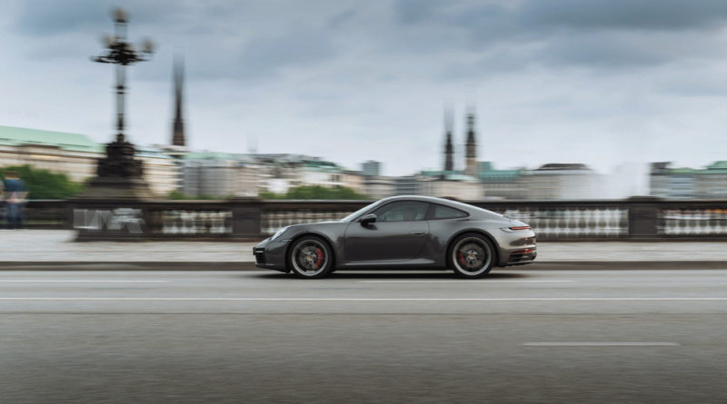 Porsche in Hamburg