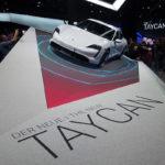 Planmäßiger Produktionsstart des Porsche Taycan