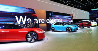 E-Mobility Nachbericht von der IAA 2019 - VW ID-Familie