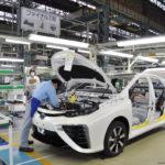 Mehr als 10.000 Brennstoffzellenlimousinen produziert