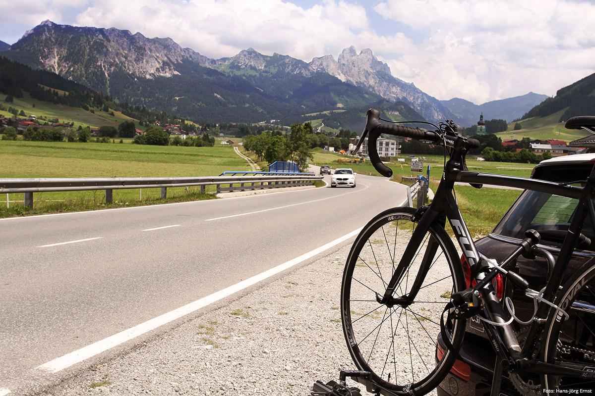 TANNHEIMER TAL Die idyllische Region im Bezirk Reutte in Österreich (Tirol) bietet Natur, Wellness und sportliche Highlights der Extraklasse.   Foto: Hans-Jörg Ernst