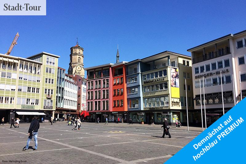 STADT-TOUR Stuttgart ist die Hauptstadt des südwestdeutschen Bundeslands Baden-Württemberg. Porsche ist hier zuhause und Mercedes. Die Wilhelma und der Stuttgart Lauf. | Foto: Hans-Jörg Ernst