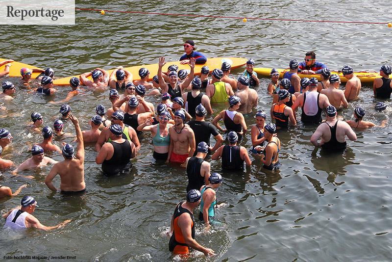 REPORTAGE Mein sportliches Jahr: Den Schluss garniert ein Weißwurst-Frühstück | Foto: hochblau Magazin / Jennifer Ernst