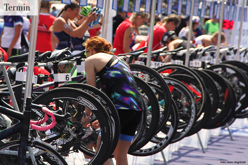 Tübingen Triathlon (D, BW) am 26. Juli 2020