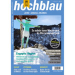 hochblau Magazin Ausgabe 1/2020