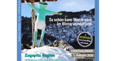 hochblau Sonderausgabe 2019 - Cover