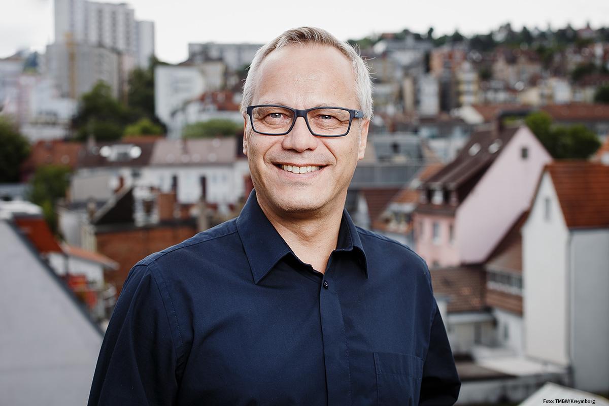 Andreas Braun ist Geschäftsführer der Tourismus Marketing GmbH Baden-Württemberg (TMBW).