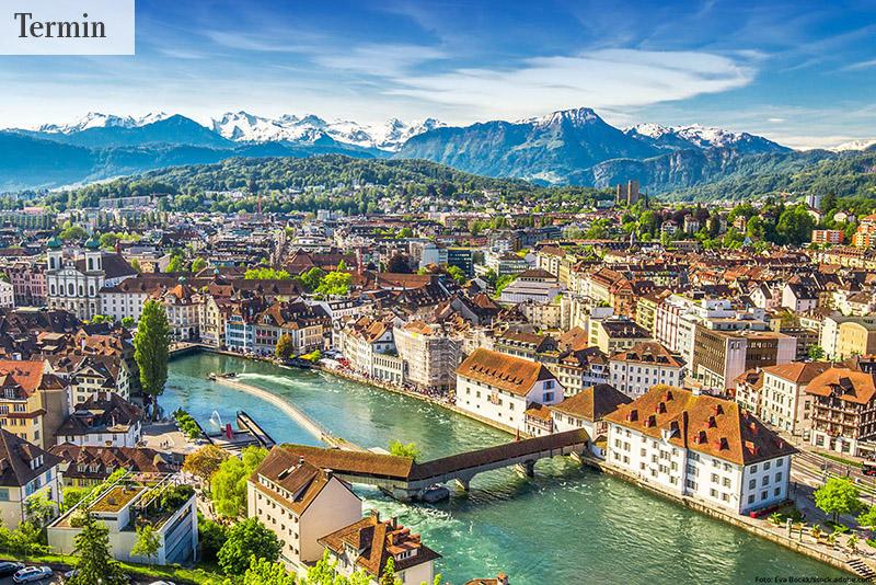 Swiss City Marathon Lucerne (CH, Luzern) am 25. Oktober 2020