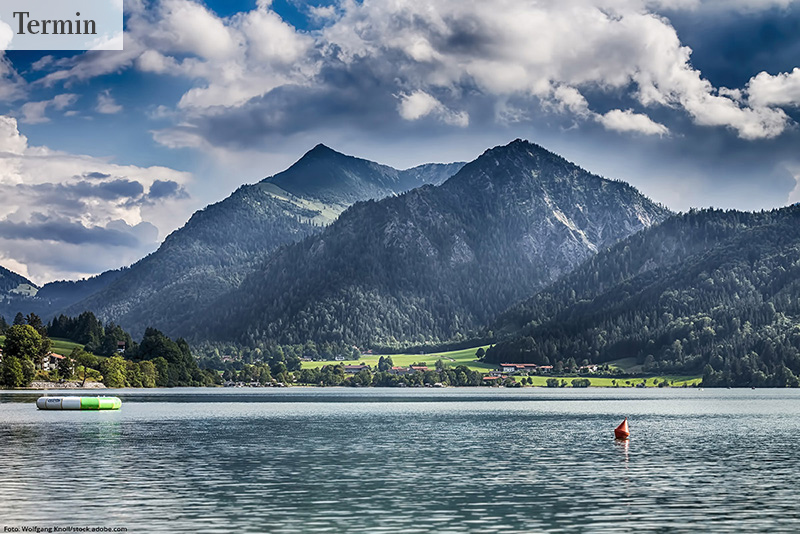 Alpentriathlon Schliersee (D, BY) am 19. Juli 2020