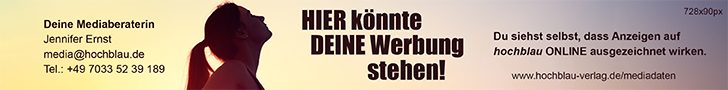 Werbebanner 728 x 90 px