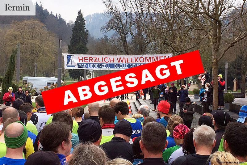 Paracelsus Lauf 10 km (D, BW) 2020 in Bad Liebenzell abgesagt!