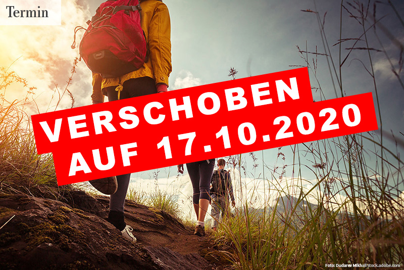 Megamarsch München - 100 km in 24 h (D, BY) auf 17. Oktober 2020 verschoben!