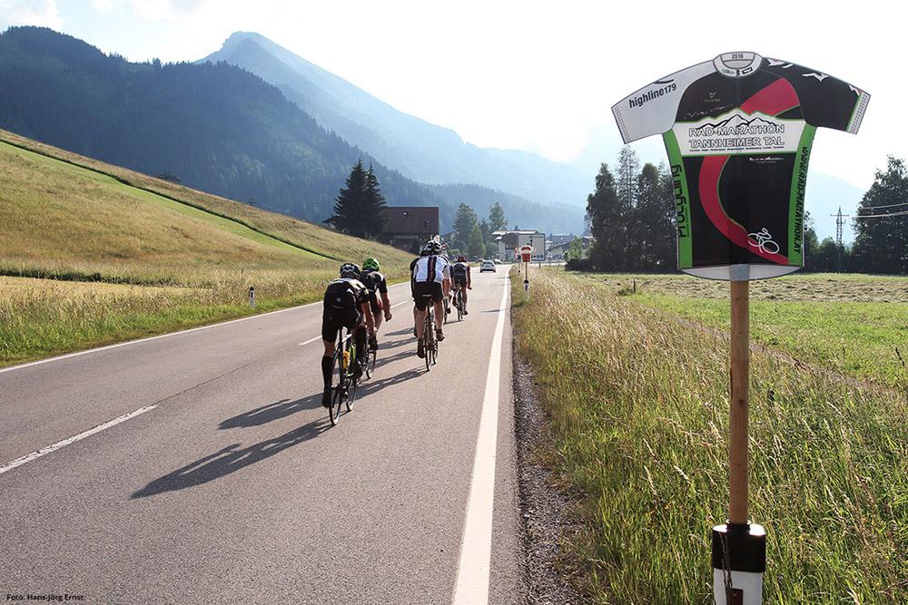 GRUNDLAGENFITNESS Beim Radmarathon zählt Ausdauer, aber auch Schnelligkeit.