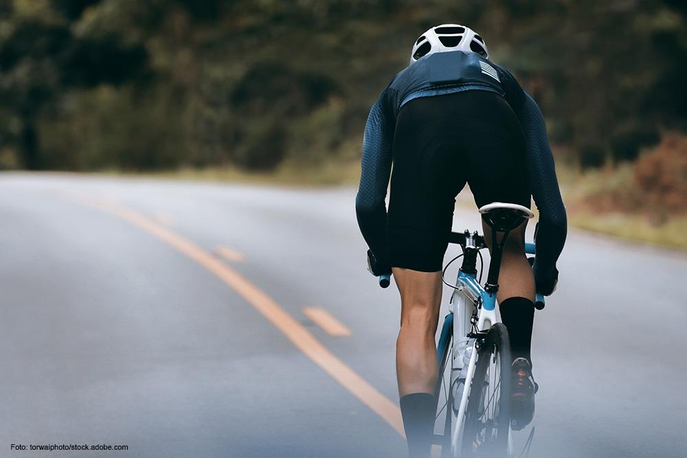 LEISTUNGSSTEIGERUNG Baue in Deine Feierabendstrecke immer mehr schnelle Abschnitte ein.
